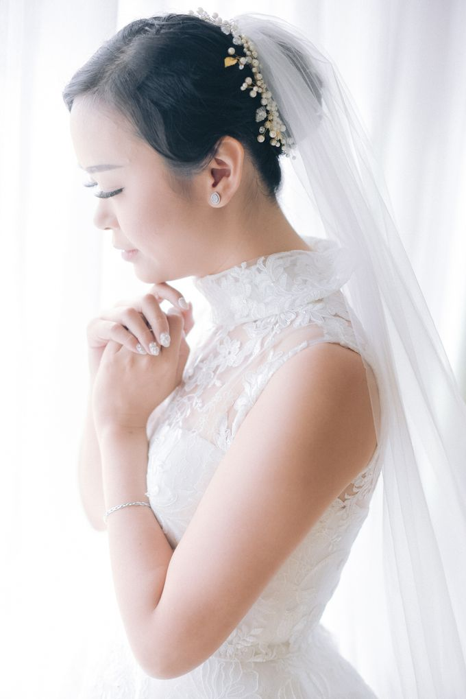 Wedding Elic Mega Ritz Carlton Kuningan by The Ritz-Carlton Jakarta, Mega Kuningan - 001