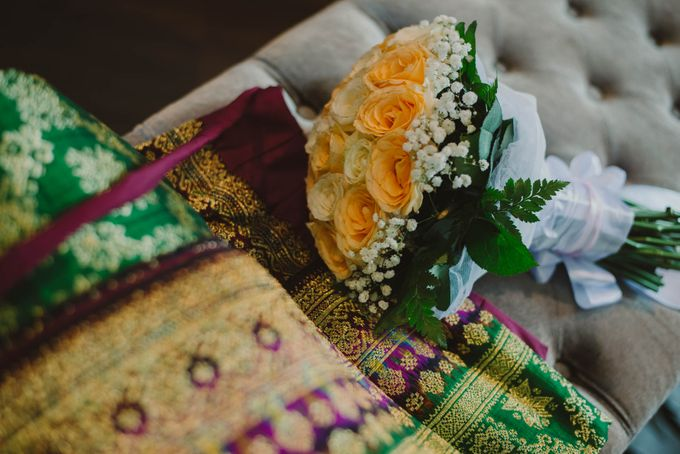 Andry + Mia Wedding by MRS Makeup & Bridal - 003