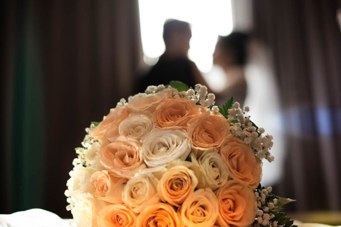 Andry + Mia Wedding by MRS Makeup & Bridal - 007