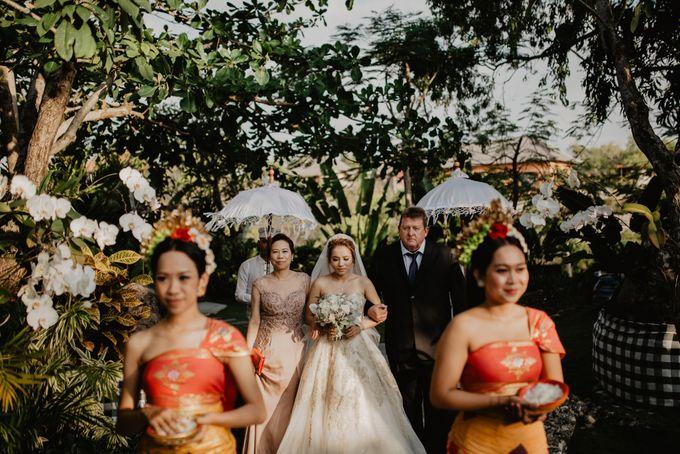 Amy & Kevin Wedding by KAMAYA BALI - 007