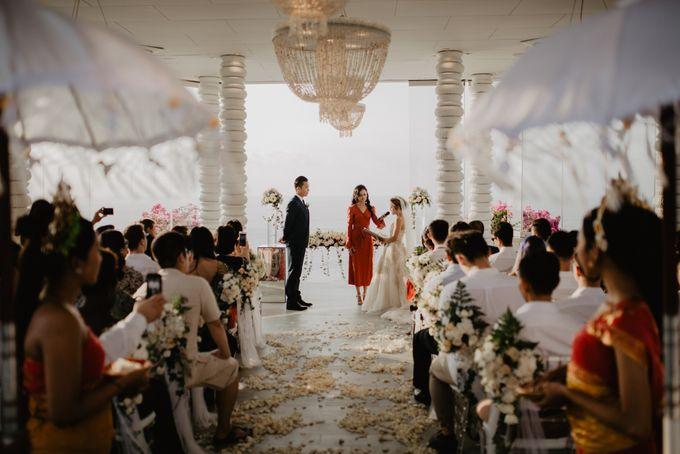 Amy & Kevin Wedding by KAMAYA BALI - 008