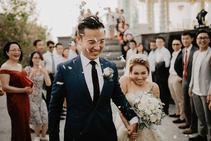 Amy & Kevin Wedding by KAMAYA BALI - 009