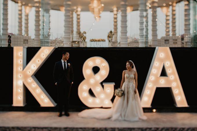Amy & Kevin Wedding by KAMAYA BALI - 010