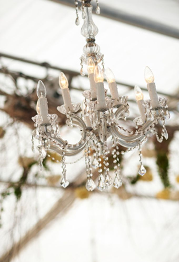 A Spectacular Farmhouse Wedding by Innicka Dee Cakes - 004