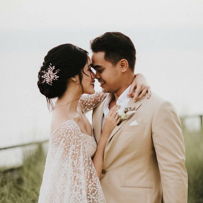 The Wedding of Ana & Edie by Lona Makeup - 002