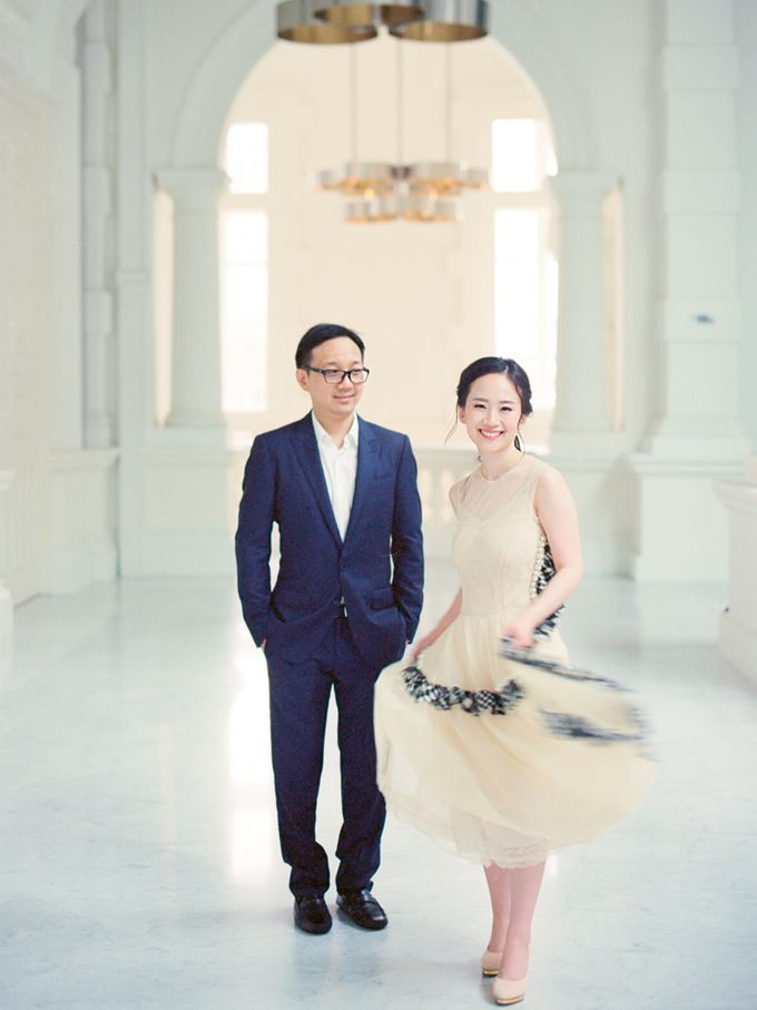 Prewedding of J and S - Analogue Journey by Analogue Journey - 002