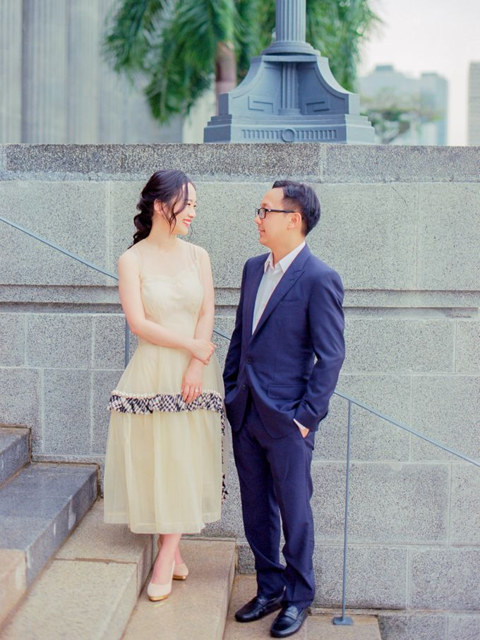 Prewedding of J and S - Analogue Journey by Analogue Journey - 005