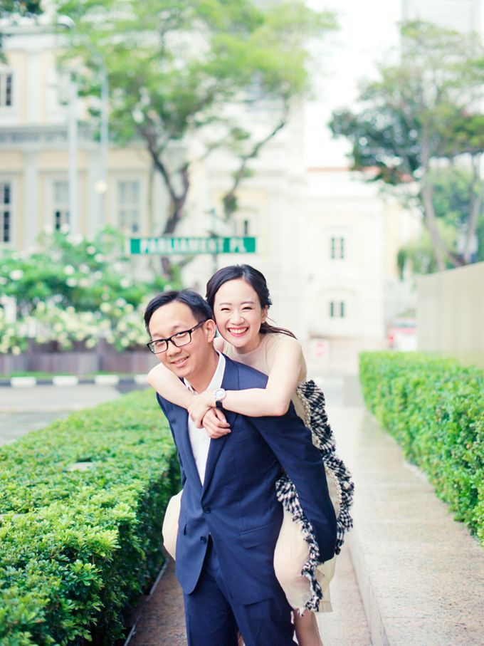 Prewedding of J and S - Analogue Journey by Analogue Journey - 009