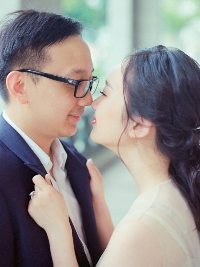 Prewedding of J and S - Analogue Journey by Analogue Journey - 007