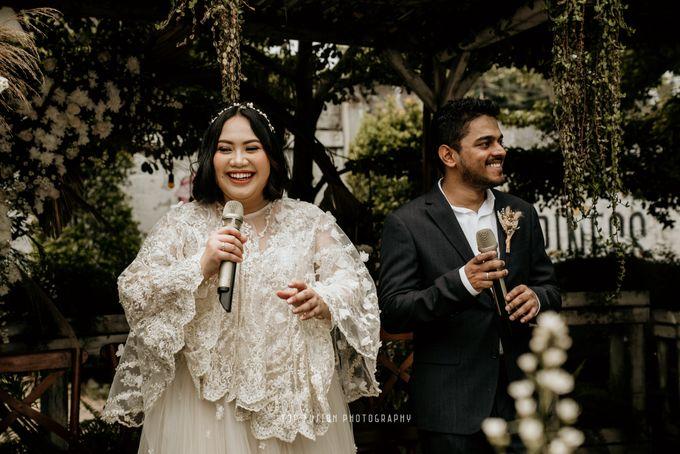 Restaurant Simple Wedding by Top Fusion Wedding - 003