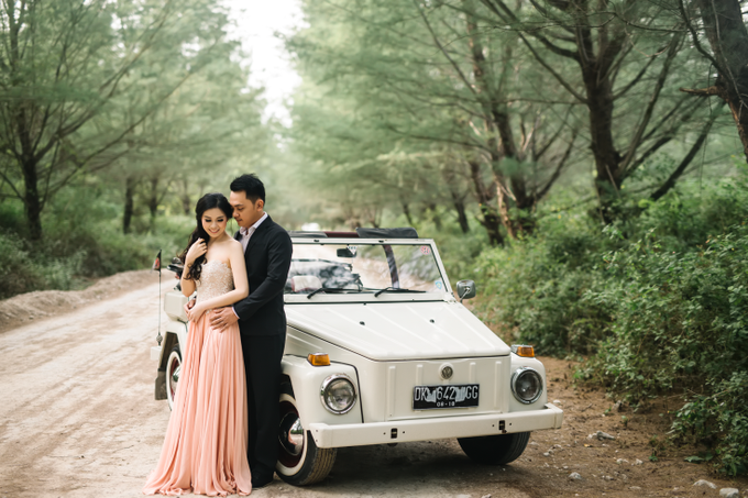 Prewedding of Edy & Eliza by Megan Anastasia Makeup Artist - 001