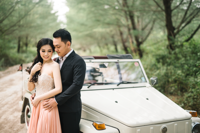 Prewedding of Edy & Eliza by Megan Anastasia Makeup Artist - 002