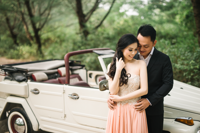 Prewedding of Edy & Eliza by Megan Anastasia Makeup Artist - 003