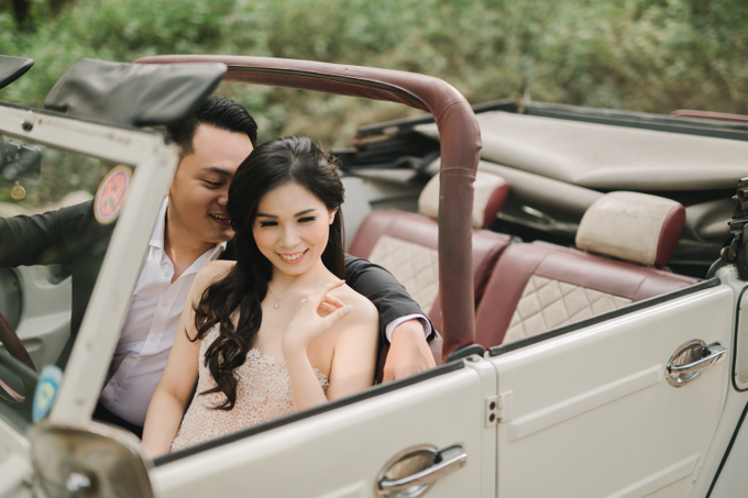 Prewedding of Edy & Eliza by Megan Anastasia Makeup Artist - 004
