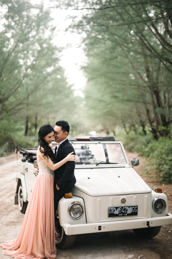 Prewedding of Edy & Eliza by Megan Anastasia Makeup Artist - 005