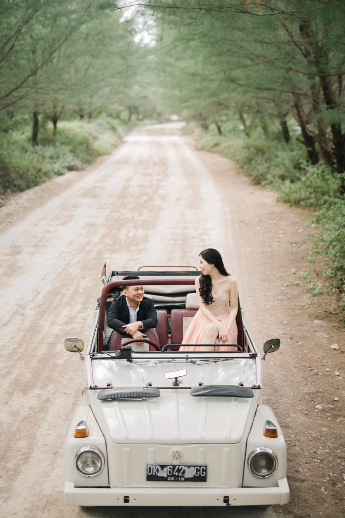 Prewedding of Edy & Eliza by Megan Anastasia Makeup Artist - 006