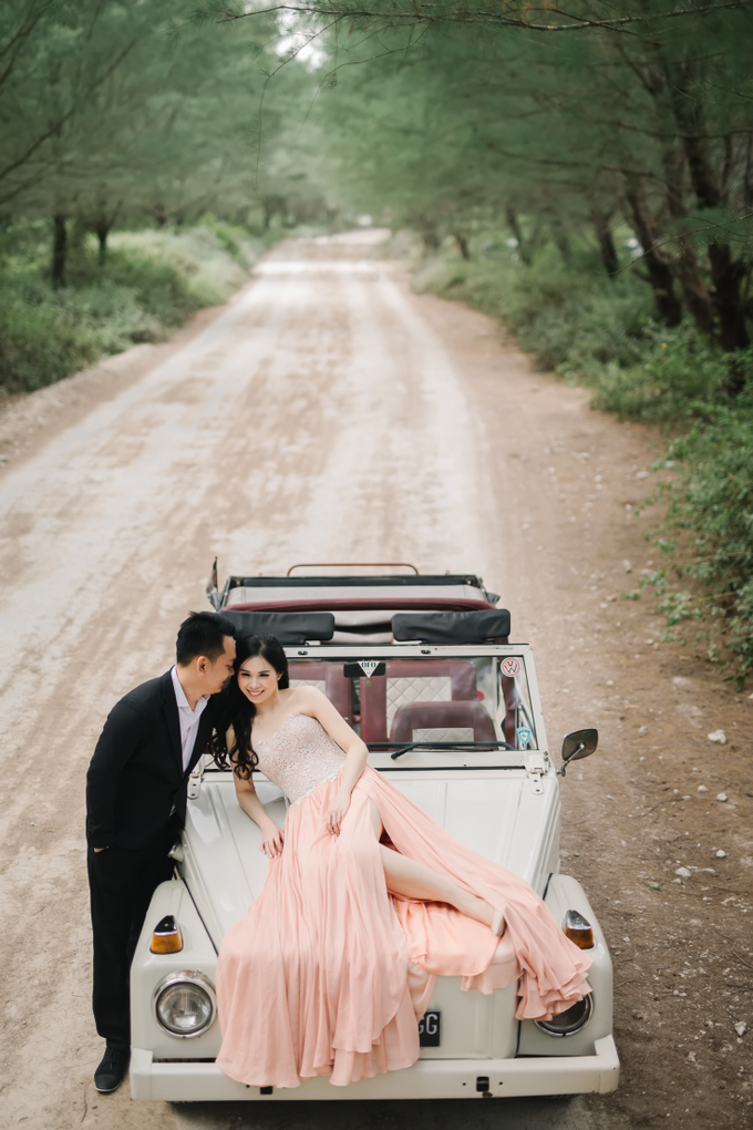 Prewedding of Edy & Eliza by Megan Anastasia Makeup Artist - 007