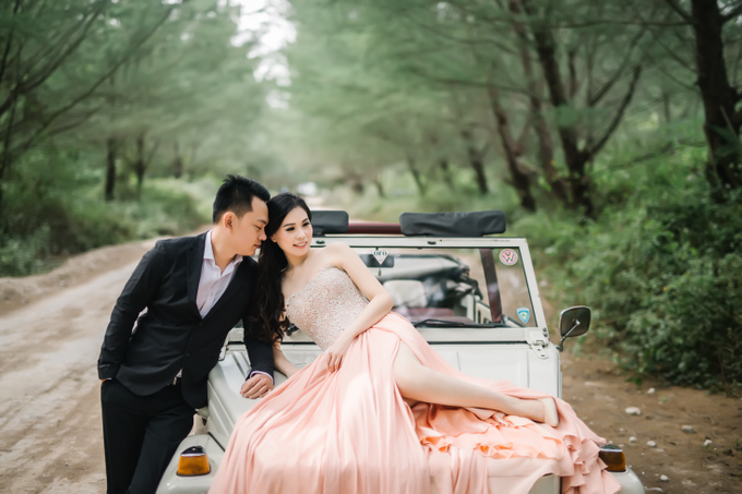 Prewedding of Edy & Eliza by Megan Anastasia Makeup Artist - 008