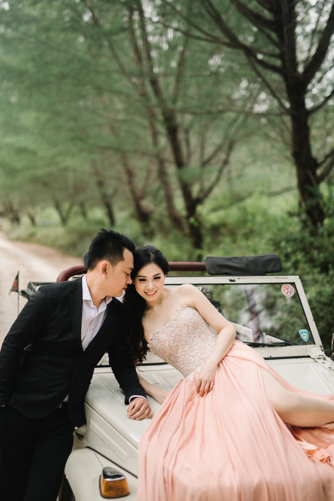 Prewedding of Edy & Eliza by Megan Anastasia Makeup Artist - 009