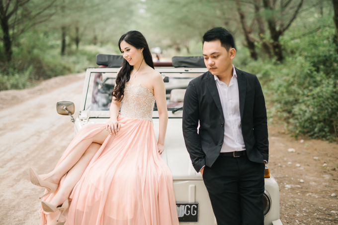 Prewedding of Edy & Eliza by Megan Anastasia Makeup Artist - 010