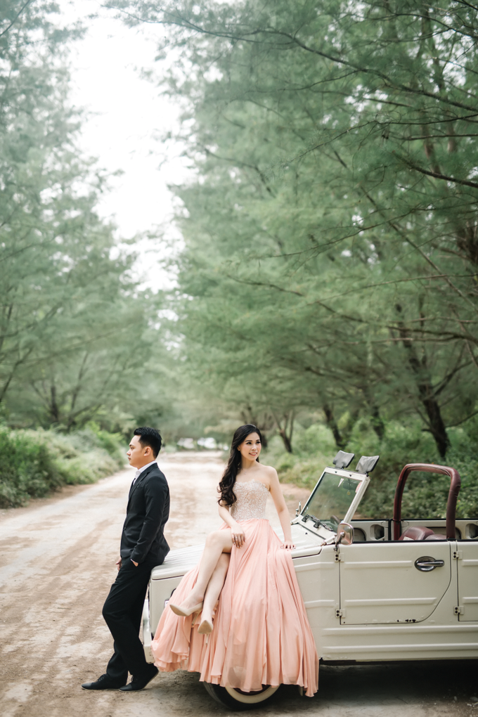 Prewedding of Edy & Eliza by Megan Anastasia Makeup Artist - 011
