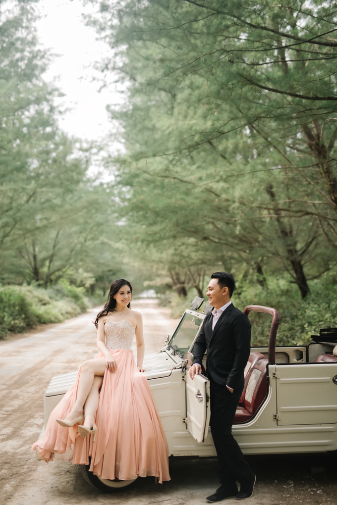 Prewedding of Edy & Eliza by Megan Anastasia Makeup Artist - 012