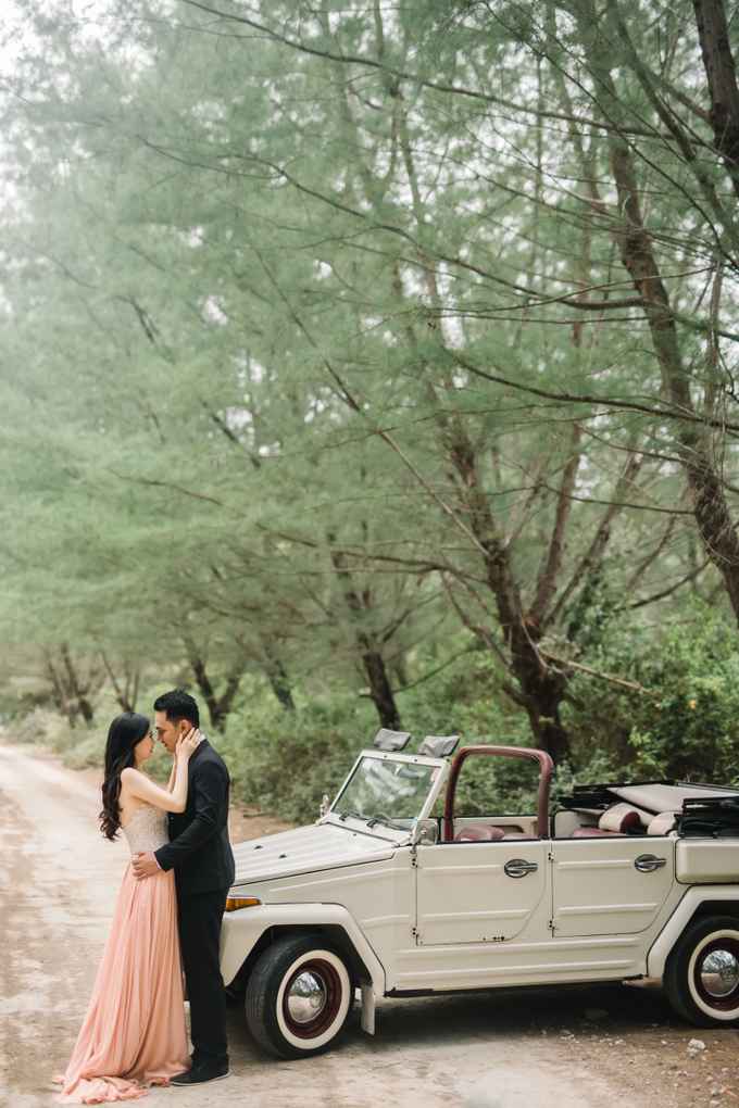 Prewedding of Edy & Eliza by Megan Anastasia Makeup Artist - 013
