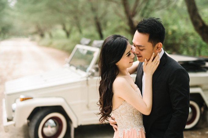 Prewedding of Edy & Eliza by Megan Anastasia Makeup Artist - 014