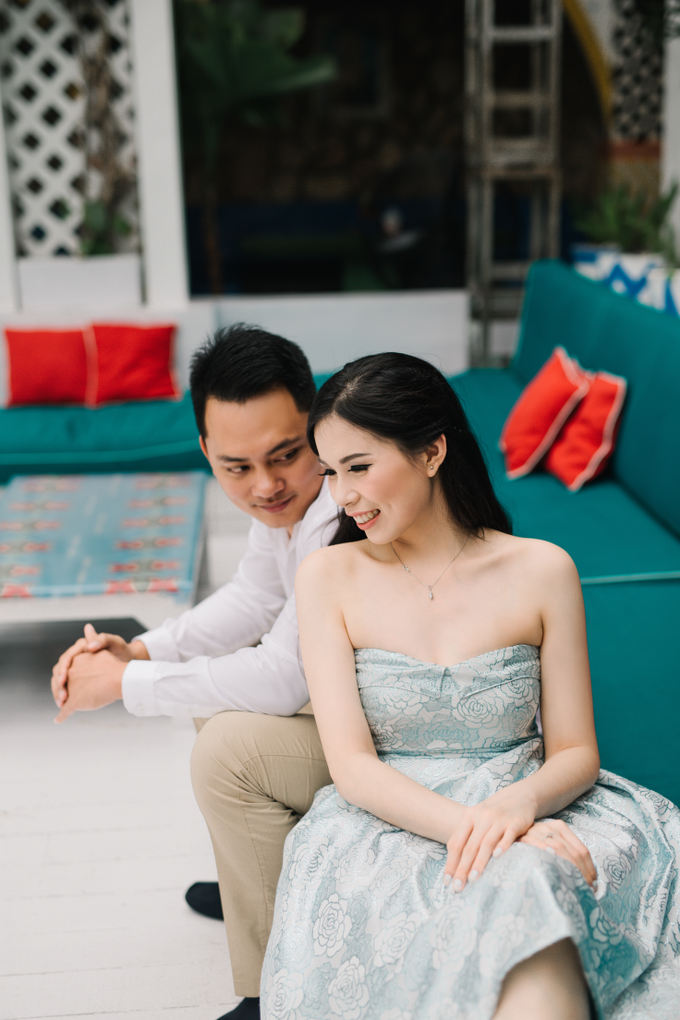 Prewedding of Edy & Eliza by Megan Anastasia Makeup Artist - 019
