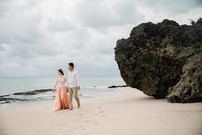 Prewedding of Edy & Eliza by Megan Anastasia Makeup Artist - 023