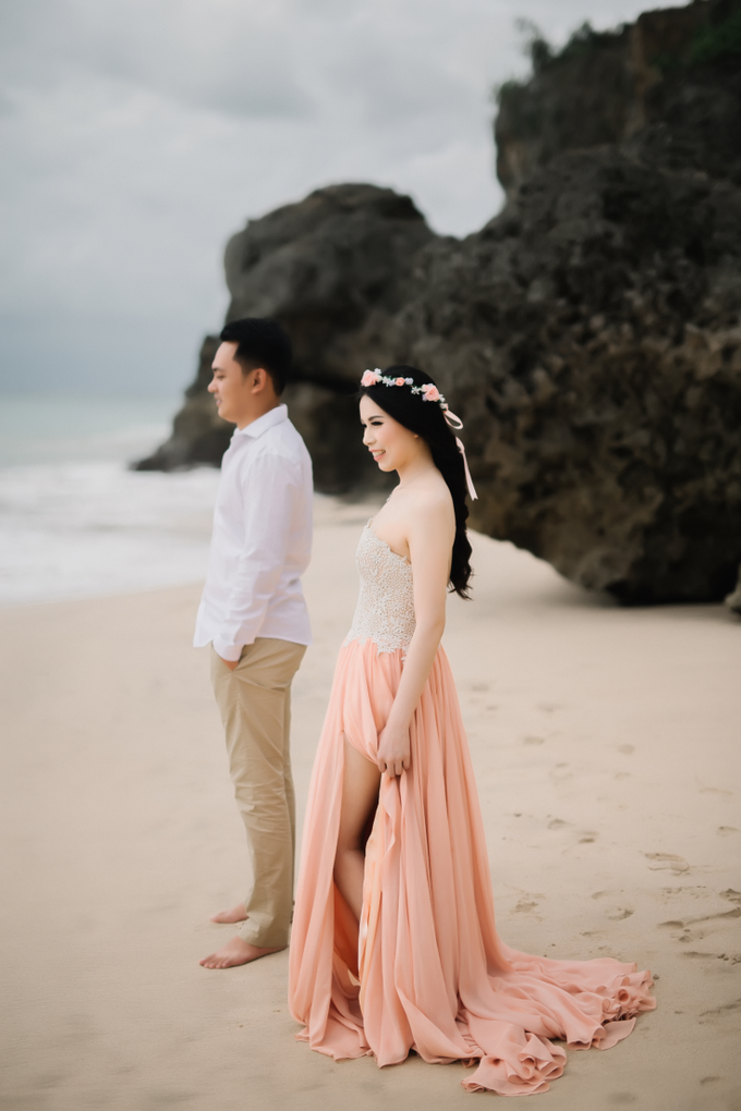 Prewedding of Edy & Eliza by Megan Anastasia Makeup Artist - 024