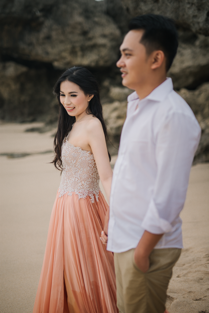 Prewedding of Edy & Eliza by Megan Anastasia Makeup Artist - 028