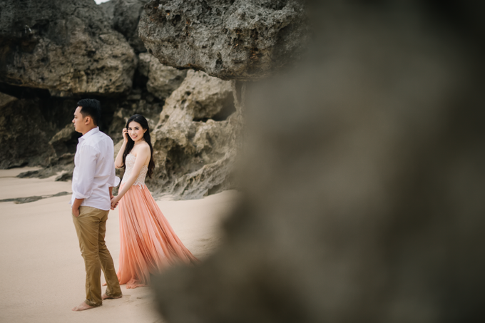 Prewedding of Edy & Eliza by Megan Anastasia Makeup Artist - 029