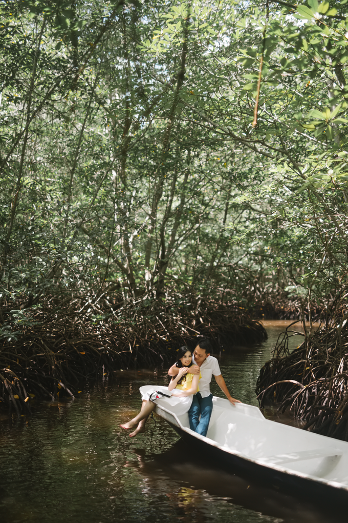 Prewedding of Edy & Eliza by Anastasia Megan Makeup Artist - 031
