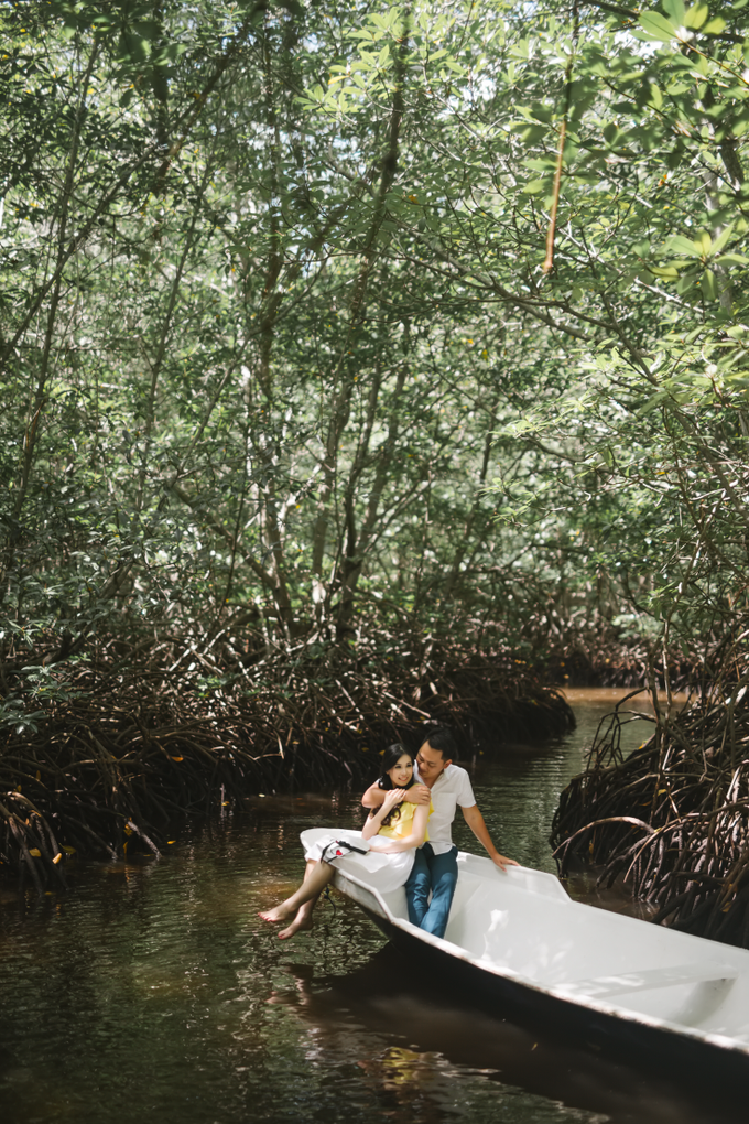 Prewedding of Edy & Eliza by Megan Anastasia Makeup Artist - 031