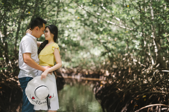 Prewedding of Edy & Eliza by Megan Anastasia Makeup Artist - 034