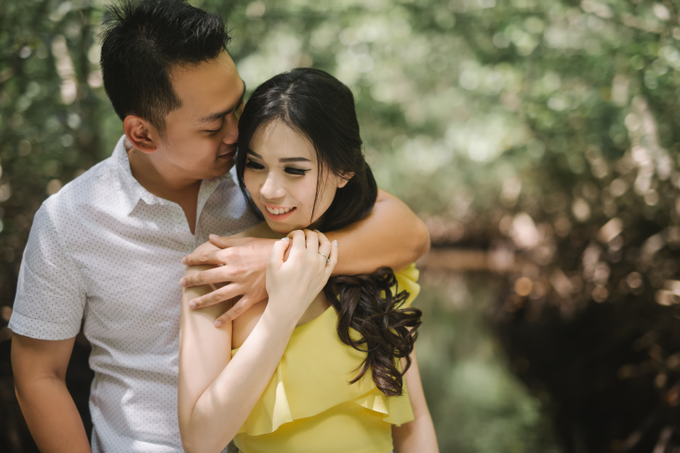 Prewedding of Edy & Eliza by Megan Anastasia Makeup Artist - 036