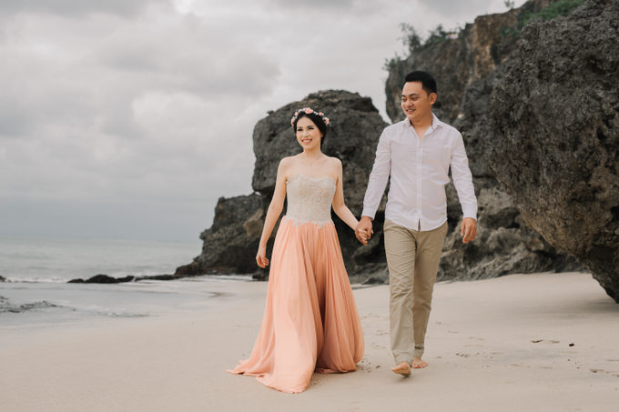 Prewedding of Edy & Eliza by Megan Anastasia Makeup Artist - 045