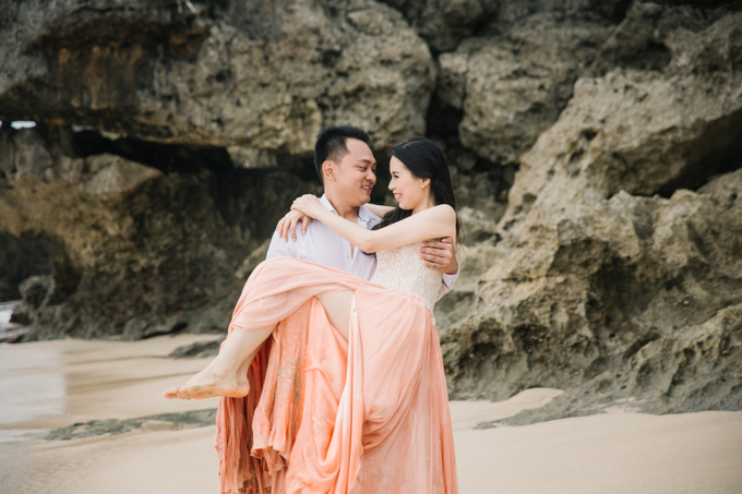 Prewedding of Edy & Eliza by Megan Anastasia Makeup Artist - 046