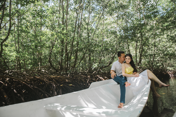 Prewedding of Edy & Eliza by Megan Anastasia Makeup Artist - 049
