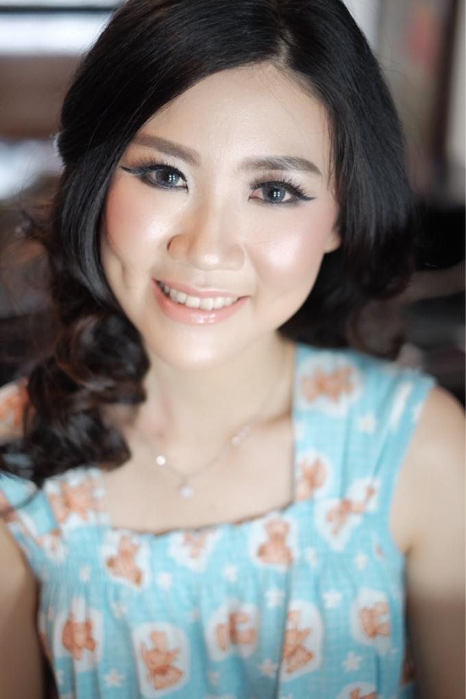 Ms. Dian by Anastasia Megan Makeup Artist - 008