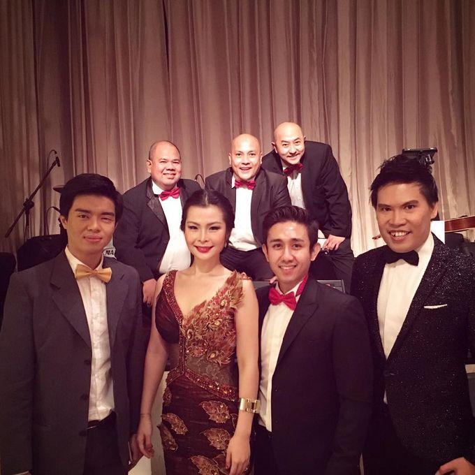 Hody & Lysia Wedding at Grand Ballroom by She La Vie Organizer & Decoration - 001