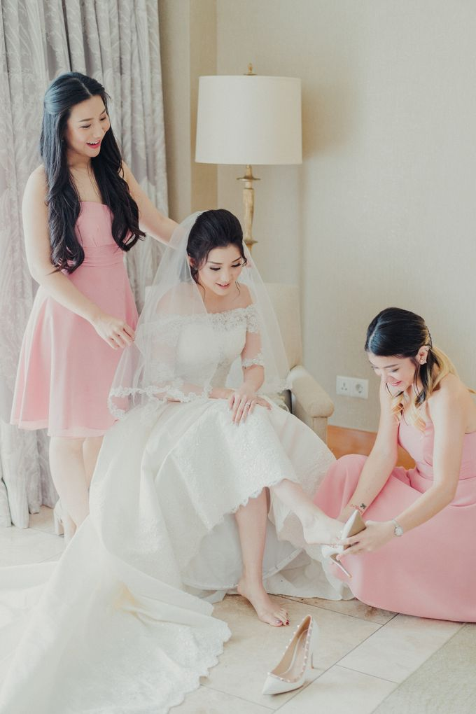 The Wedding Of Victor & Andine by Bali Wedding Atelier - 002