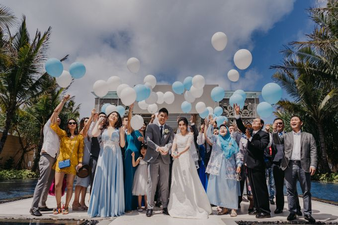 The Wedding Of Victor & Andine by Bali Wedding Atelier - 006
