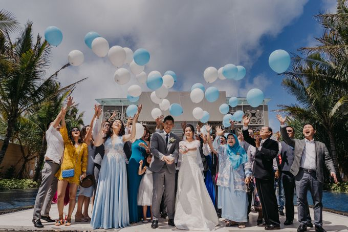 The Wedding Of Victor & Andine by Bali Wedding Atelier - 007