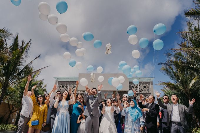 The Wedding Of Victor & Andine by Bali Wedding Atelier - 008