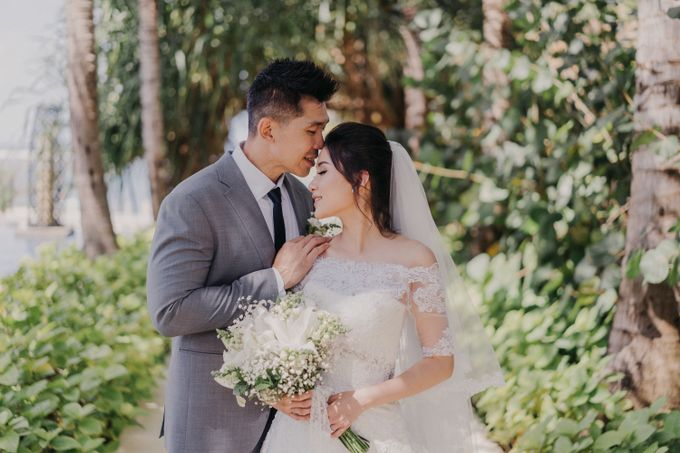 The Wedding Of Victor & Andine by Bali Wedding Atelier - 012