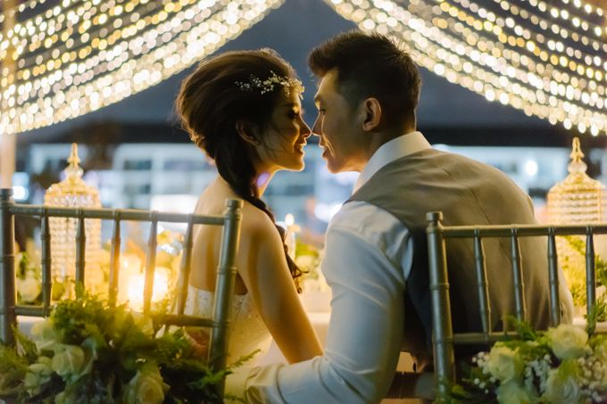 The Wedding Of Victor & Andine by Bali Wedding Atelier - 013