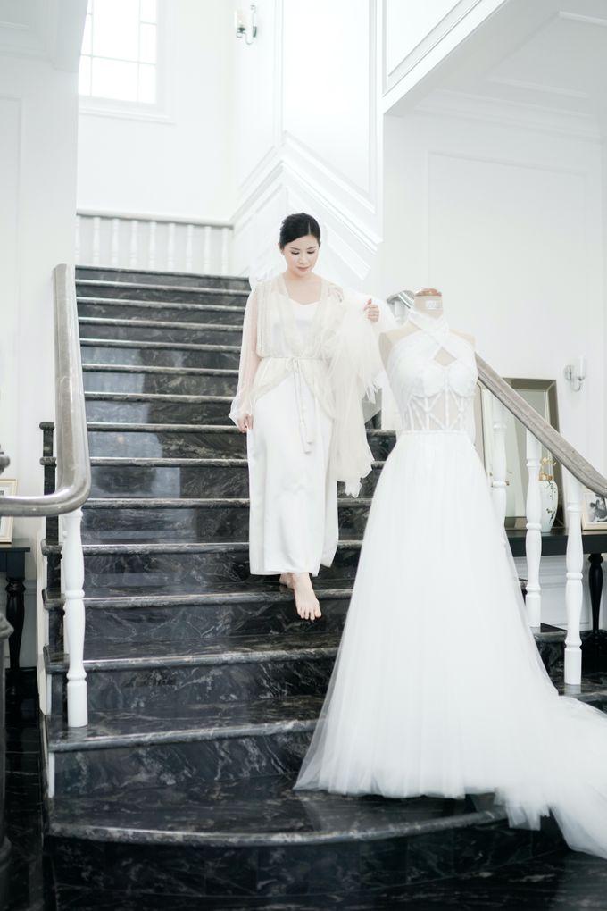 The Wedding of  Julian & Pricillia by Cappio Photography - 016