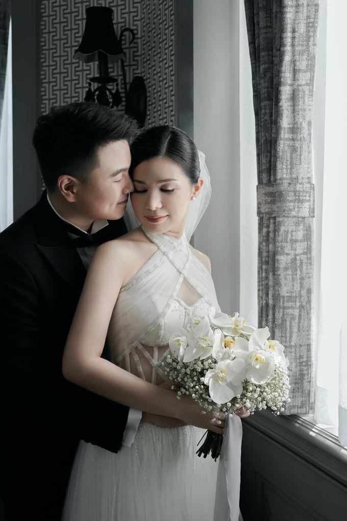 The Wedding of  Julian & Pricillia by Cappio Photography - 033